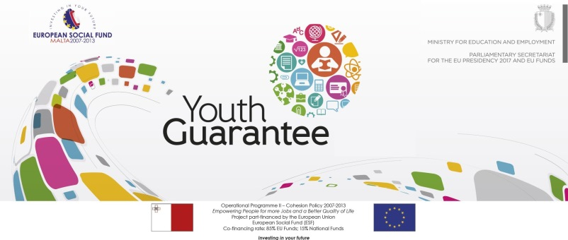 Banner - Youth Guarantee